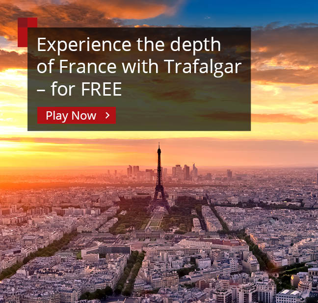 Experience France for FREE